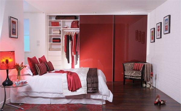 15 Bedroom Wardrobe Cabinets of Different ColorsHome Design Lover