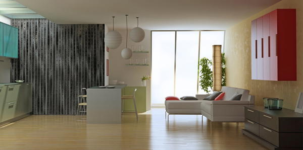 Build your interior decoration style slowly