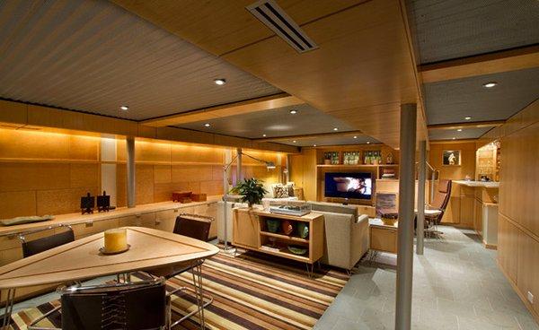 modern contemporary interior