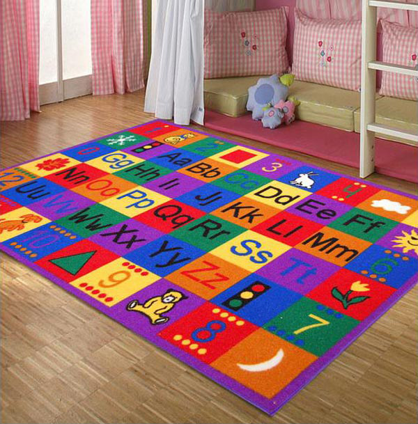 15 Kid S Area Rugs For More Enjoyable Playtime Home Design Lover