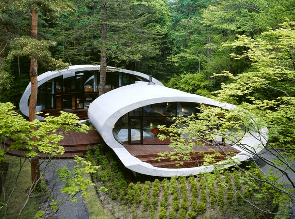 15 Unbelievably Amazing Futuristic House Designs Home Design Lover
