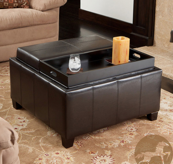 ottoman design - Store Hidden Treasures In 20 Cube Storage Ottomans Home Design Lover