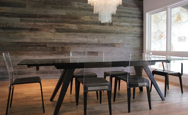 15 Delightful Dining Rooms with Wooden Wall PanelsHome Design Lover