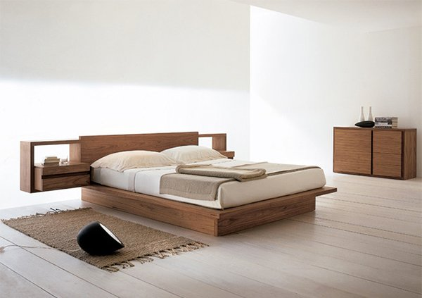 low profile sleeping surfaces