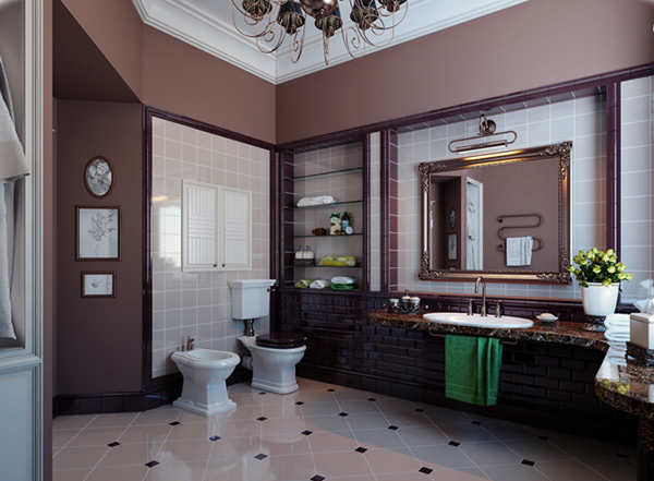 15 Great Bathroom Painting Ideas For Your Home Home