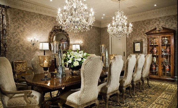 15 Pictures of Dining Rooms | Home Design Lover