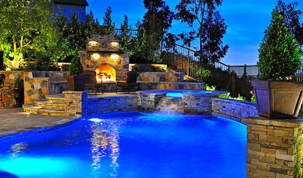 elegant design - Backyard Pool Design Ideas