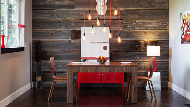 - 15 Delightful Dining Rooms With Wooden Wall Panels Home Design Lover