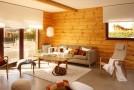 livingroom woodwall