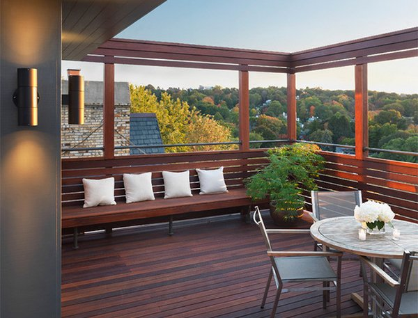 rooftop terrace designs