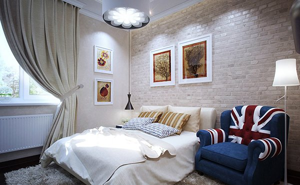 exposed brick walls - Textured Wall Designs