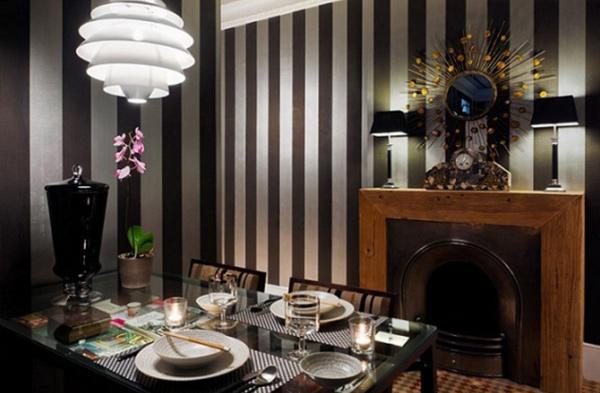 Opulent Dining Room