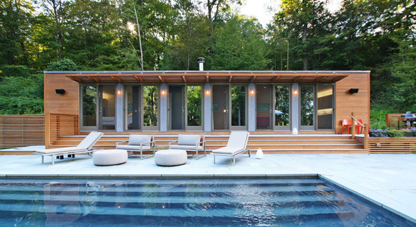 Fascinating Pool House Ideas   Home Design Loverhome designs