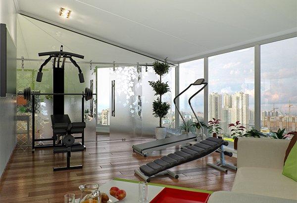 home gym ideas - Home Gym Design Ideas