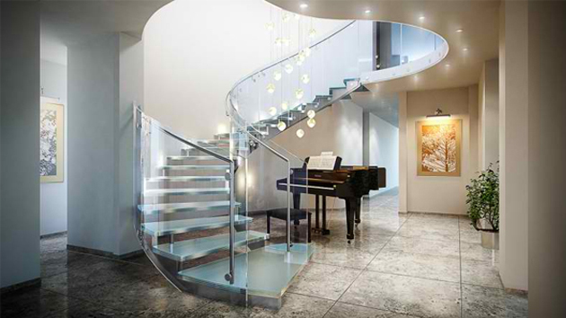 Stairs Design Ideas 1000 images about staircase ideas for small spaces on pinterest staircase design small spaces and spiral staircases 15 Residential Staircase Design Ideas Home Design Lover