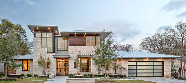 cat mountain residence - Transitional Home Design