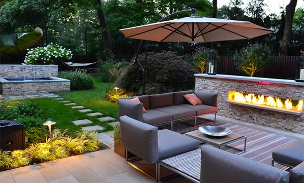 Superb 15 Backyard Landscaping Ideas Home Design Lover Largest Home Design Picture Inspirations Pitcheantrous