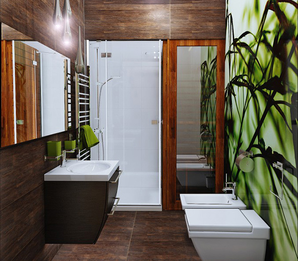Green design Bathroom