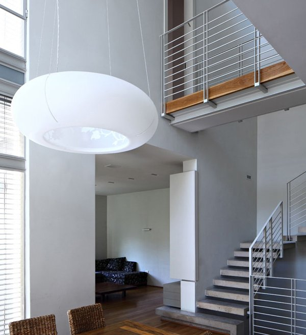 25 Stair Design Ideas For Your Home: 15 Concrete Interior Staircase Designs