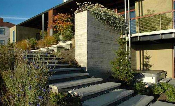 garden stairs designs