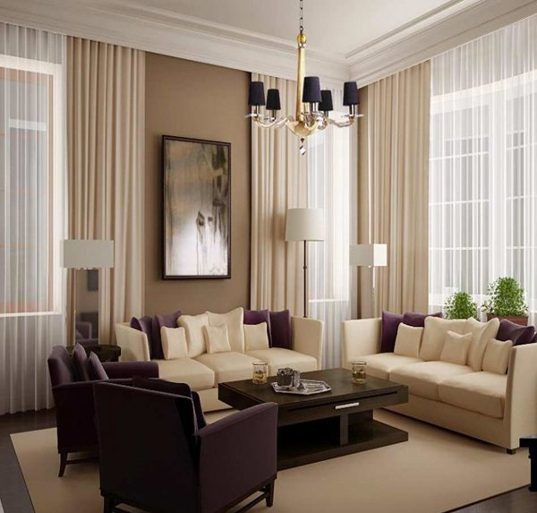 15 Interior Design Ideas of Luxury Living RoomsHome Design Lover