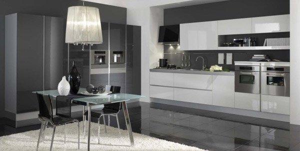 Italian kitchen. Italian Cabinetry