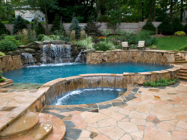 natural design - Small Pool Design Ideas