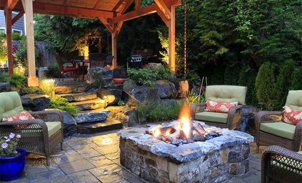 backyard elements