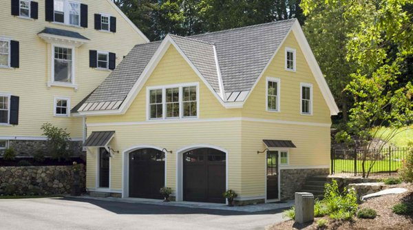20 Traditional Architecture Inspired Detached GaragesHome