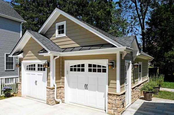Projects  Exteriors. 20 Traditional Architecture Inspired Detached Garages   Home