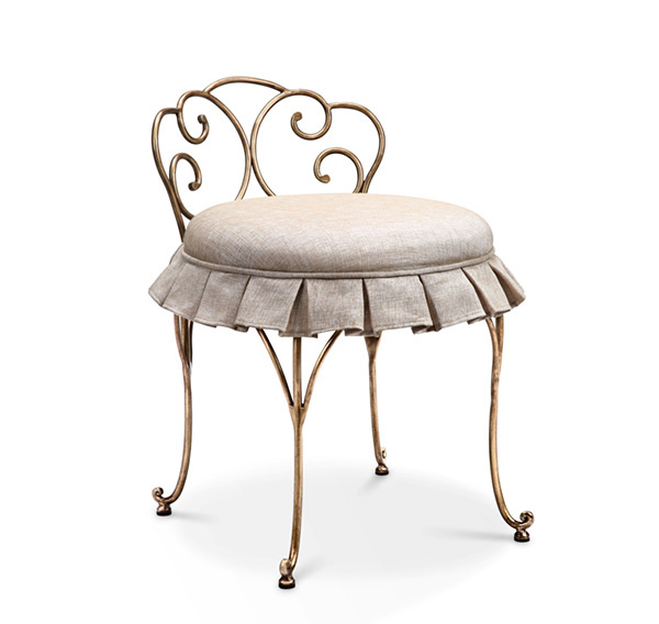 15 Skirted Traditional Vanity Chairs Home Design Lover