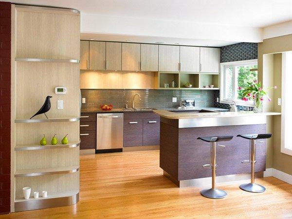 15 Designs Of Modern Kitchen Cabinets   Home Design Lover