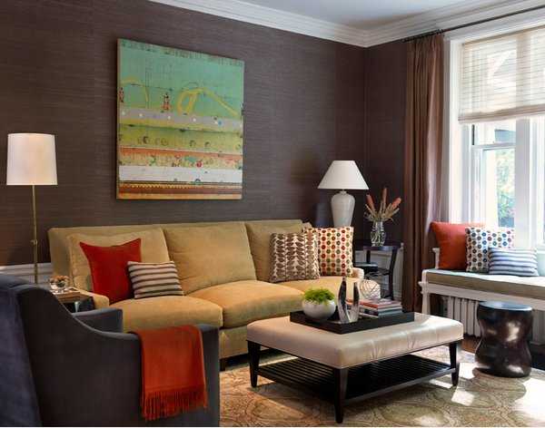 decorative pillows arrange living room furniture