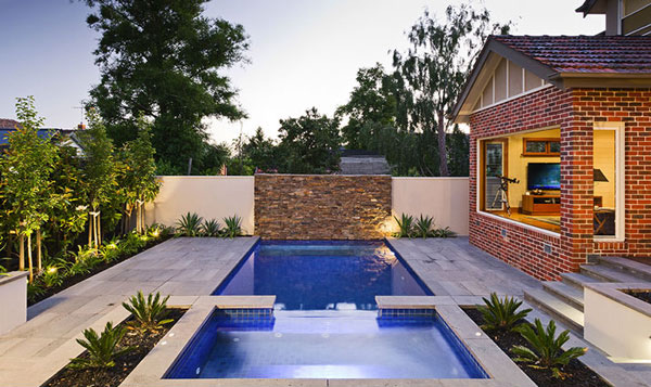 pool yard - Small Pool Design Ideas