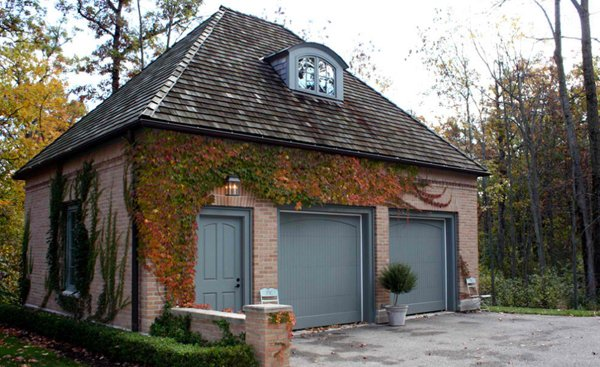 North Shore Residence Garage. 20 Traditional Architecture Inspired Detached Garages   Home
