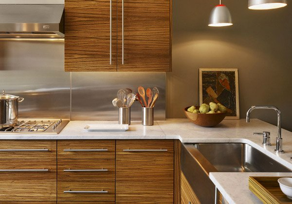 girard townhouse - Kitchen Wardrobe Designs