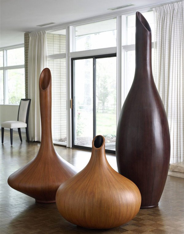 laura vase - Decorative Floor Vases