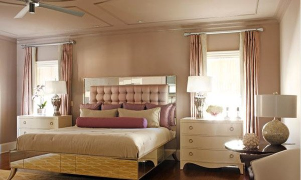 Art Deco Bedroom Designs