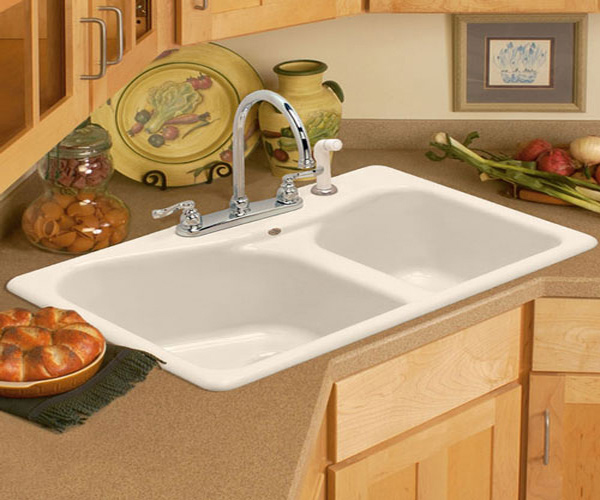 attractive Corner Sinks For Kitchens #7: Corner Kitchen Sink Designs