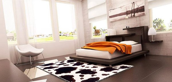 Designer's Bedroom