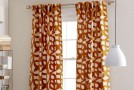 modern drapes