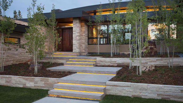 stairs exterior