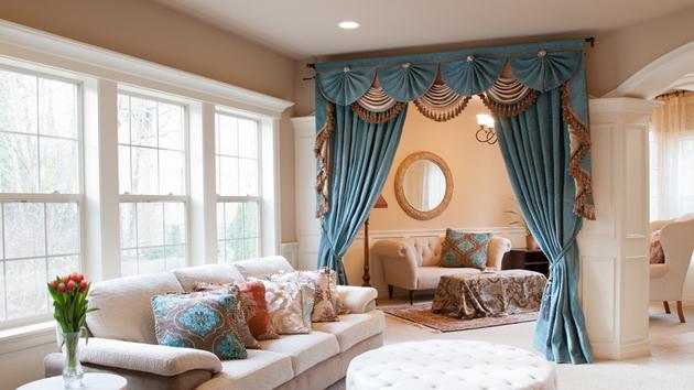 15 Different Valance Designs | Home Design Lover