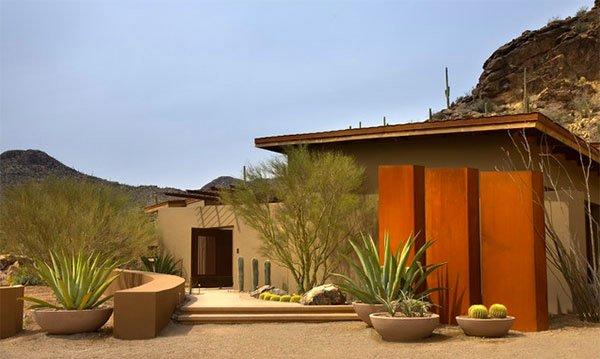 parched desert landscapes bianchi design - Desert Landscape Design Ideas