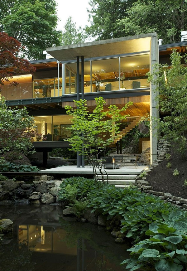 Southlands Residence