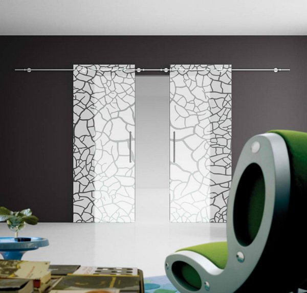 marvelous glass door designs nice look
