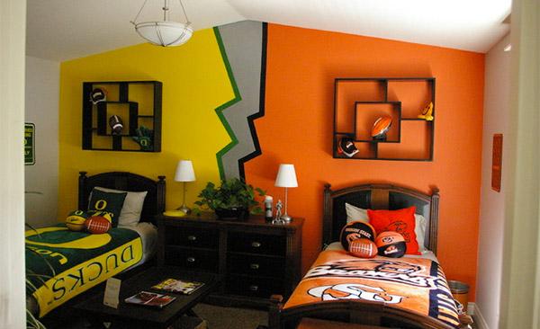 Sport Room Ideas – Boys Sports Bedroom Decor