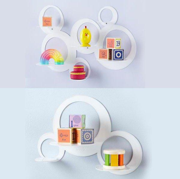 Bubble Shelf