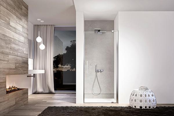 Shower area design