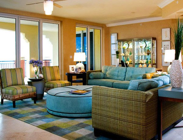 tropical living room designs - 15 Traditional Tropical Living Room Designs Home Design Lover